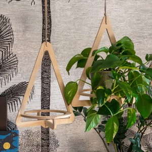 Plant Hanger - Triangle Small