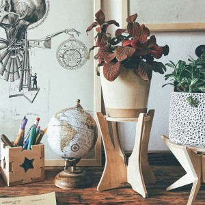 plant stand - small tulip